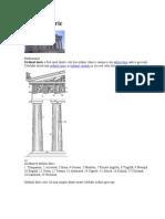 Ordine arhitectonice grecesti