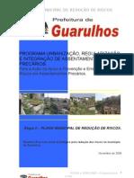 Plano Municipal de Redução de Riscos - relatório final