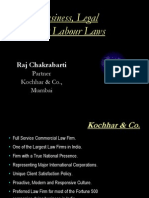 India Business and Labor Laws 2006