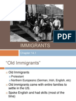 The New Immigrants - 14.1