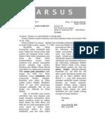 Khutbah Jum'at 2003-07-11 (Perang Uhud Dan Hikmahnya