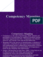 Intro. to Competency Mapping