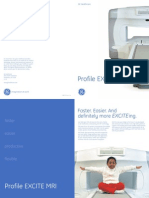 MRI GE Profile Brochure