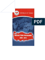 2008-2010 Medium-Term Programme