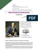7. Diderot Preceptor de La Europa Ilustrada Fragmento