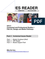 ISSUES READER 1 Cover Contents 11