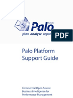 Palo Platform Support Guide