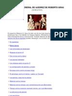 (Ajedrez-Chess) Tratado General de Ajedrez (Extractos) - Grau, R - 1944, Ed Hechiceros 2000, Ed jparra 2006