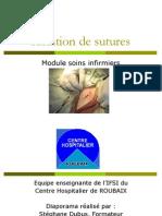 Ablation Des Sutures
