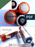 Quimica - Pilhas