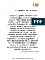 Guia Gastronómicade Chiapas Destino Premium