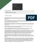 Lighting Basic Concept 92