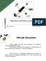 Simulação MPLAB