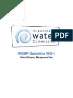 WEMP Guidelines