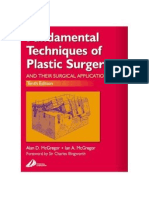 Fundamental Techniques of Plastic Surgery