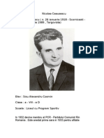 Nicolae Ceausescu Pag 1 .