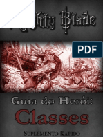 Guia Do Heroi Classes