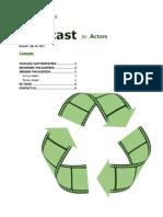 Using Eco Cast Actor