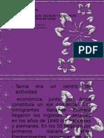 Inmigrantes Europeos en Tacna
