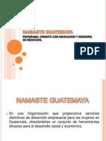 Namaste Guatemala