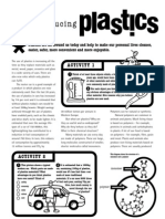 Unit 2 - Plastics activities