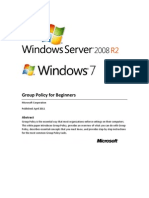 Group Policy for Beginners