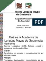 Academia de Lenguas Mayas