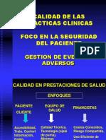 Practicas Clinicas Seguridad Paciente