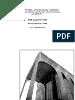 Tesina Architettura