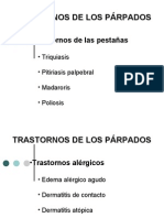 Patología de los párpados