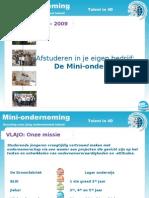 Opstartppt Mini 0809