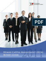 2011 Human Capital Management Buyer s Guide
