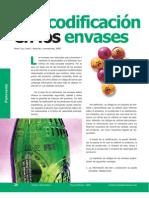 codificacion de envases