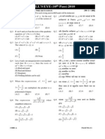 Bansal Bulls Eye Test Paper
