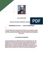 Zakir Naik realilty