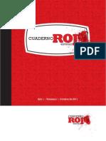 Cuaderno Rojo Estelar 1