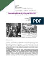 8. Ilustración y Educación en Hispanoamérica. Yépez 2009.