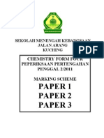 Form 4 Answer Scheme