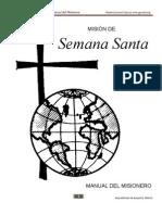 Manual de Mision de Semana Santa