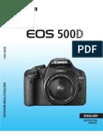 Eos500d en Flat