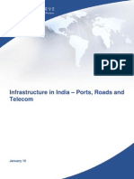 Infrastructure in India - Ports, Roads and Telecom