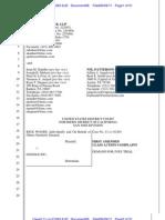 Woods v. Google, 11-Cv-1263 (N.D.cal. Sept. 9, 2011) (Amended Complaint)
