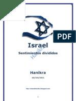Israel Sentimientos Divididos
