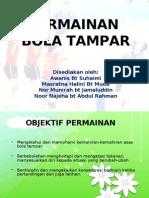 Butiran Mengajar Bola Tampar