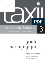 Guide Taxi 3