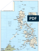 Map of Philippines (Politic)