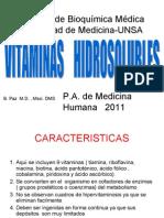 Vitaminas Segunda Parte 2011medicina-Unsa