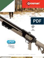 Crosman 2011 Product Catalog