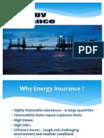 Energy Insurance PPT 26092011