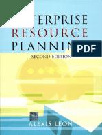 Enterprise Resource Planning by Alexis Leon